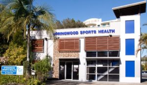 Springwood Sports Health frontage